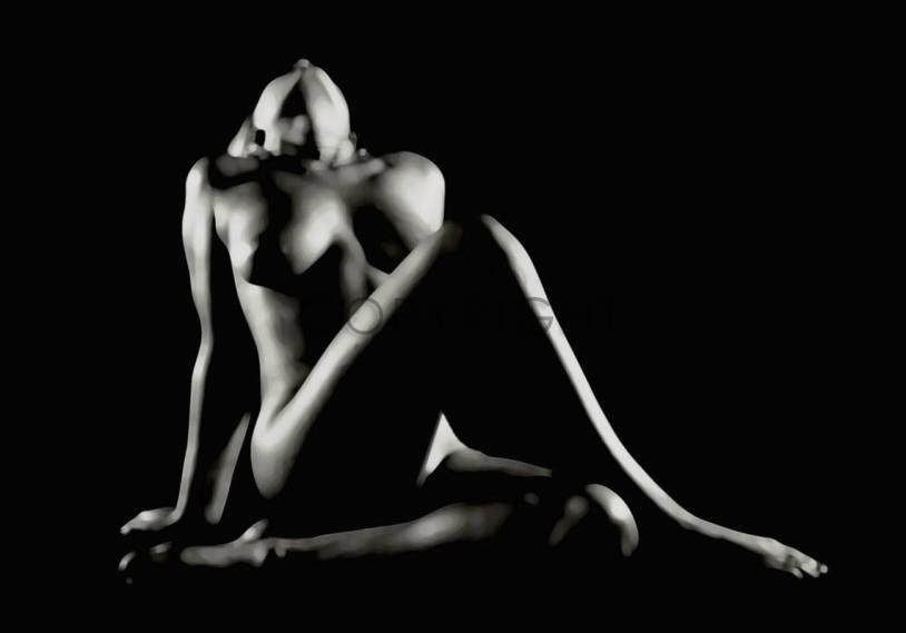 Kunst Paar erotische Fotografie