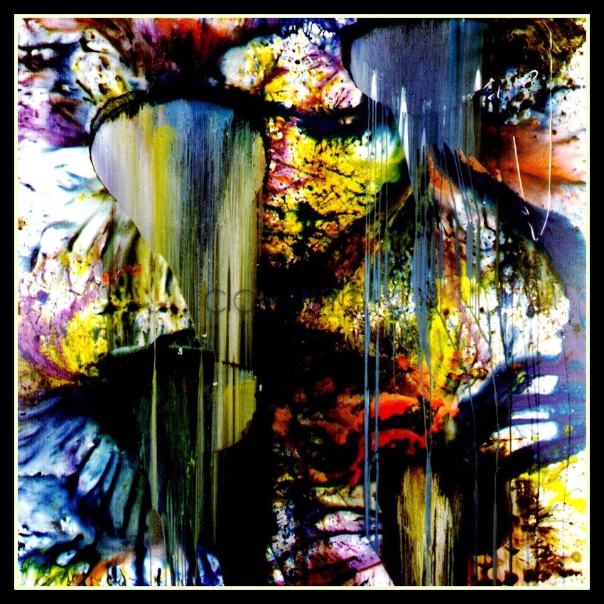 Die Faszination Der Abstrakten ,expressiven Bilder / Malerei Dramfolistisch  / Fotografie Von Lee Eggstein