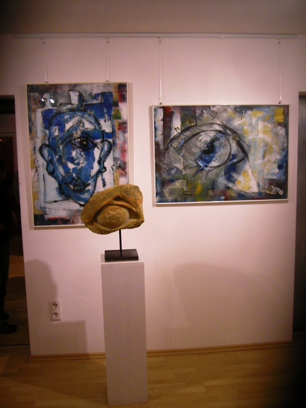 Galerie Ressler helga kalkbrenner