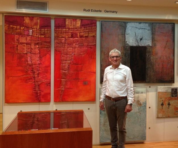 Rudi Eckerle Ausstellung Palma de Malorca