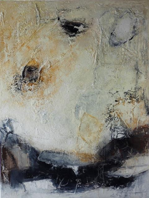 Petra Lorch - 10.018.1 - Mischtechnik auf Leinwand - 90x120