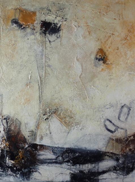 Petra Lorch - 10.018.2 - Mischtechnik auf Leinwand - 90 x 120