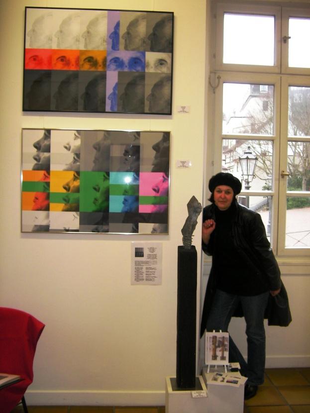 Lee Eggstein / Faszination der dramfolistischen Malerei / EKABA-Künstlergruppe