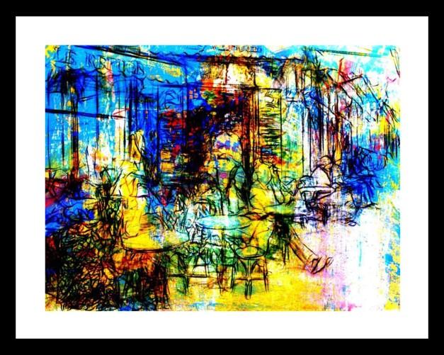 Cafe Le Reuge Paris