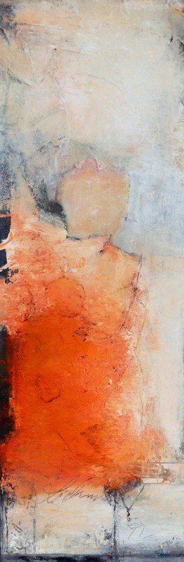 Petra Lorch - Komposition 10.111 - 40x120 - Mischtechnik auf Leinwand IMG_0670.jpg