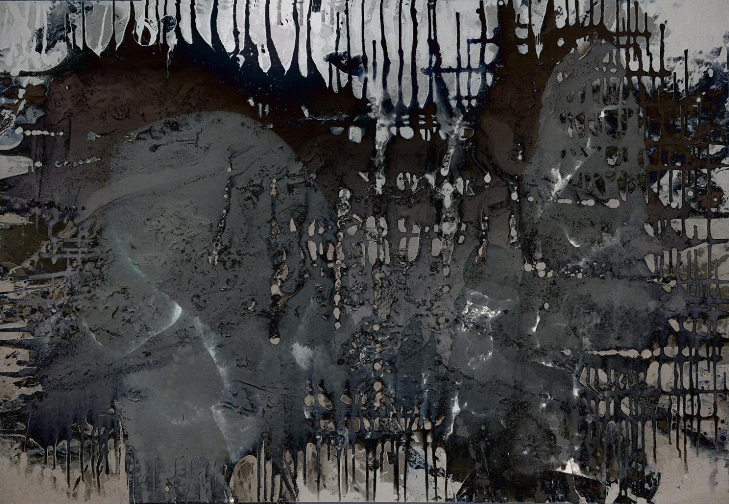 Rudi Eckerle EC02-19 Mixed Media Leinwand 130 x 90 cm-1