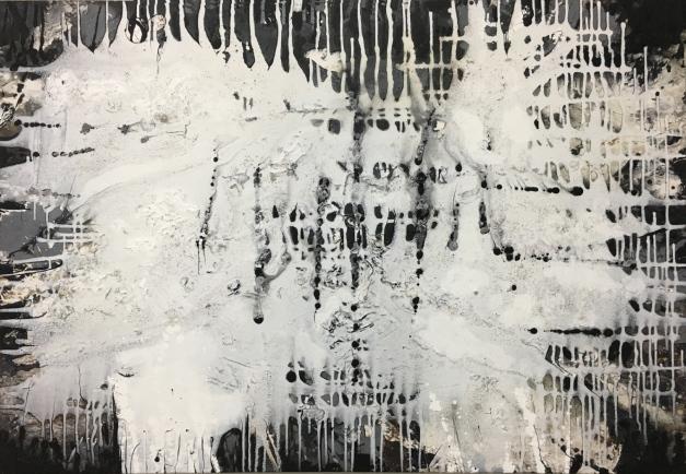 Rudi Eckerle EC02-19 Mixed Media Leinwand 130 x 90 cm