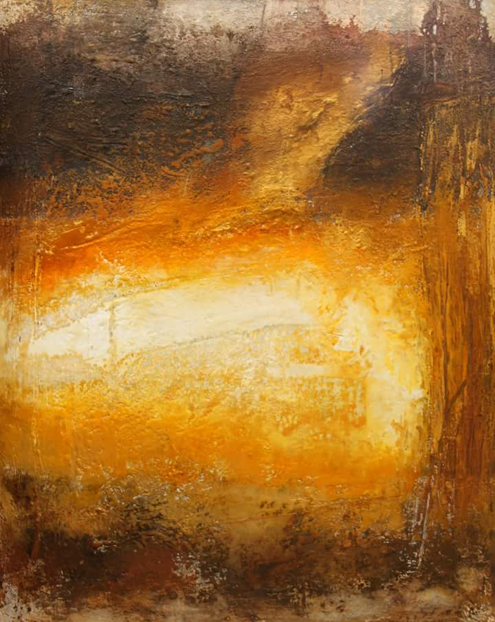 Lorch Petra abstrakte Malerei