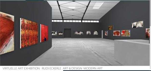 Art Exhibition Modern Art