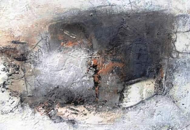 Lorch Petra - abstrakte Malerei - großformatige Kunst -