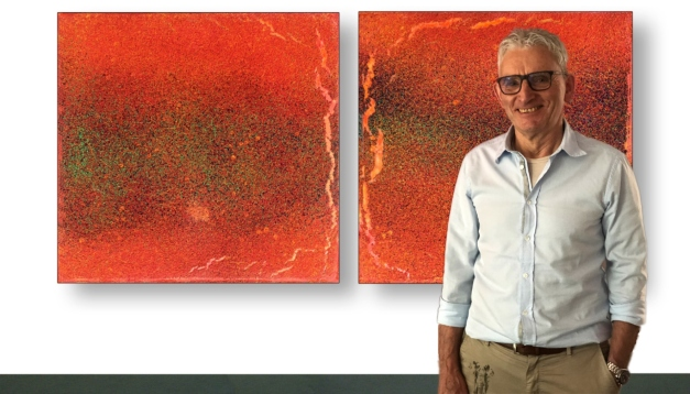 Rudi Eckerle 2 x Red Strukture