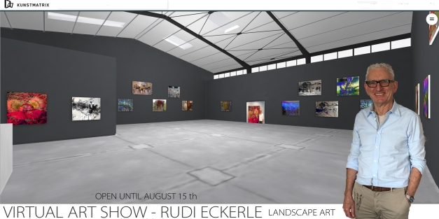 Virtual art Show Landscape Art