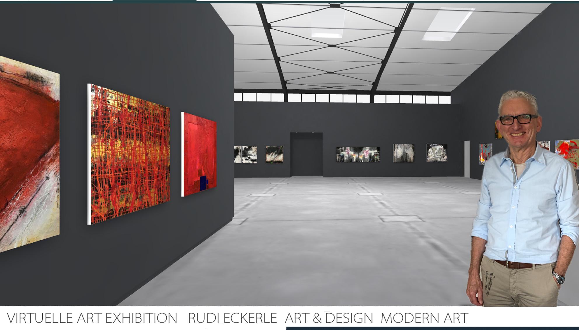 Virtuelle ART EXHIBITION