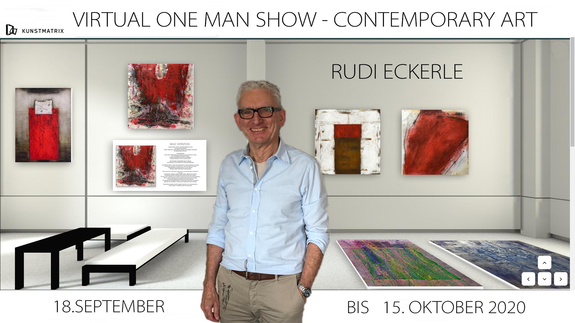 Art Show 18.September- 15.Oktober 2020