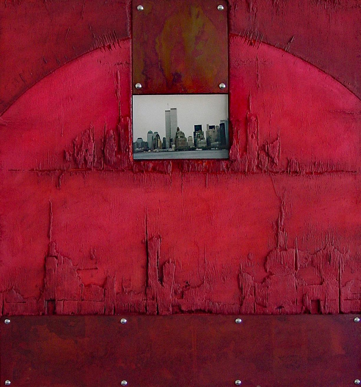 06-11-Mixed Media Holz-60 x 64 cm