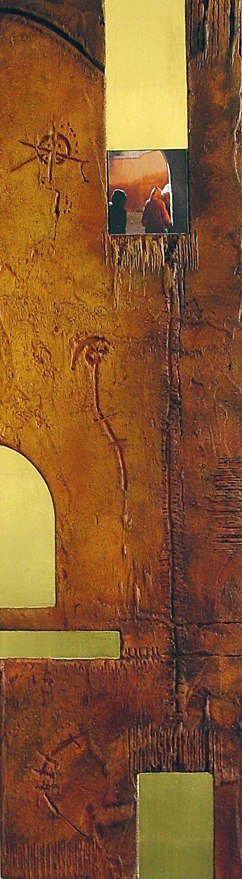 09-15 - Mixed Media Holz-29 x 100 cm-1