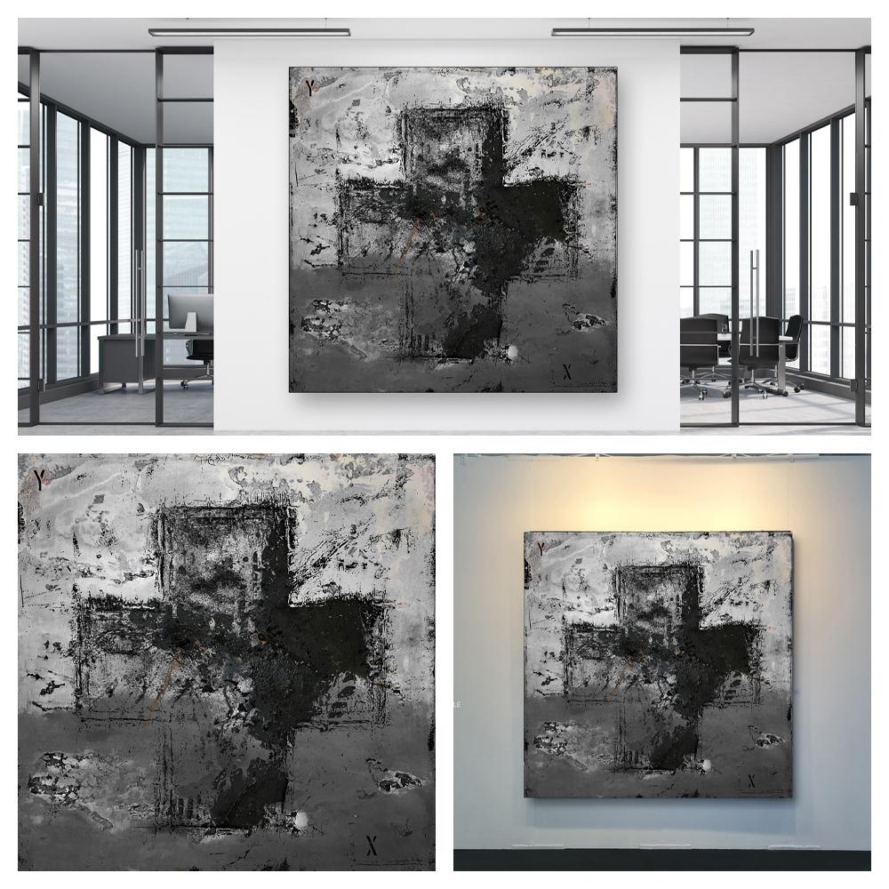 Art Kreuz Collage